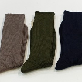ANTIPAST, District UNITED ARROWS - Rib Socks