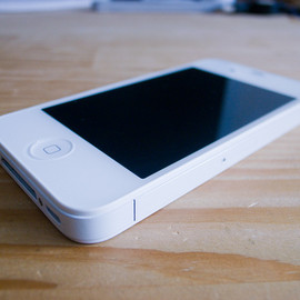 Apple - iPhone 4 [white x white]