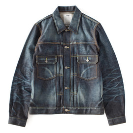 VISVIM - visvim 2013 Fall/Winter SS 101 JKT NON-WASHED *F.I.L. EXCLUSIVE