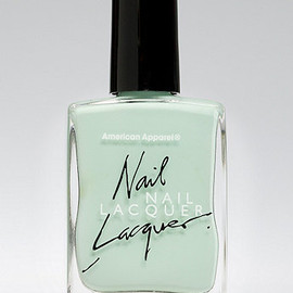 American Apparel - Office Nail Polish