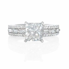 Firenze Jewels - ダイヤモンドの婚約指輪 -diamond engagement rings