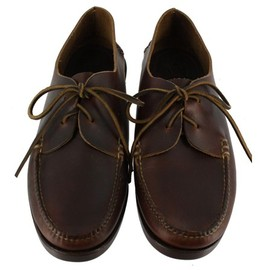 Yuketen - Brown Oxford True Moccassin