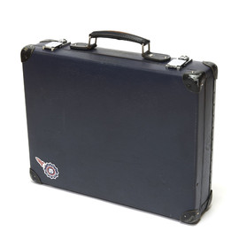 "GLOBE TROTTER - 18"" Slim Attache Case"