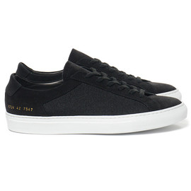 Common Projects - common projects achilles mesh sneakers COMMON PROJECTS ACHILLES MESH | TRES BIEN VOUCHER CODE