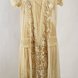 Dress. American. Date: ca. 1920 | myLusciousLife.com