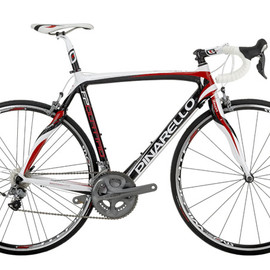 PINARELLO - QUATTRO 2011 Black/Red