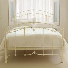 LAURA ASHLEY - Bed Frame three-quarter フィービー
