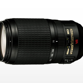 NIKON - AF-S VR Zoom-Nikkor 70-300mm f/4.5-5.6G IF-ED