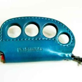 blackmeans - Knuckle Lighter Case Blue