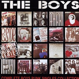 The Boys - Complete Boys Punk Singles Collection