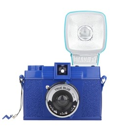 Lomography - Diana F+ Camera - True Blue