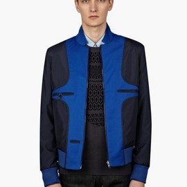 Maison Martin Margiela - 10 Men's Blue Reversible Jacket