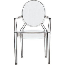 Kartell - LOUIS GHOST crystal