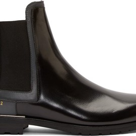Robert Geller × Common Projects - Chelsea Boot