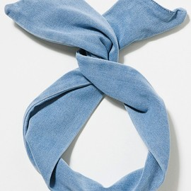 American Apparel - Denim Twist Scarf