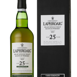 Laphroaig® Single Malt Whisky - Aged 25 Years, Cask Strength
