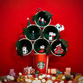 Starbucks - Coffee Santa 2018