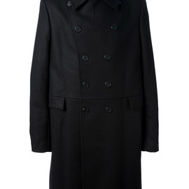 GIVENCHY - wool trench coat