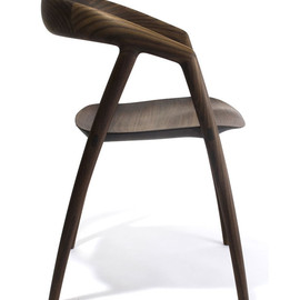 Inoda & Sveje - DC09 Dark Wood Dining Chair