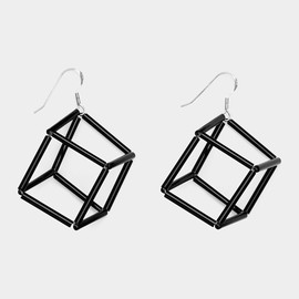 Geometria Necklace and Earrings