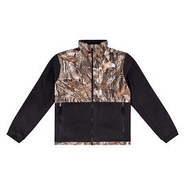 DENALI 2 JACKET - BLACK KELP TAN FOREST FLOOR PRINT - THE NORTH FACE