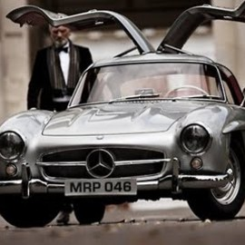 Mercedez Benz - 300 SL
