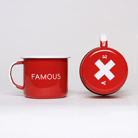 Best Made Company - Famous Red Enamel Steel Cup