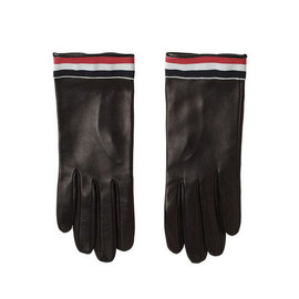 Thom Browne - Lambskin leather gloves