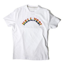 NEW MUSEUM - Hell Yes Tシャツ