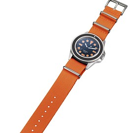 Unimatic, WOAW - Modello Uno U1-DHK - Black/Orange