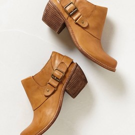 anthropologie - Prana Booties