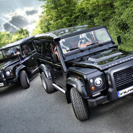 Vilner - Land Rover Defender