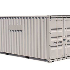 ISO Container - Safe Haven
