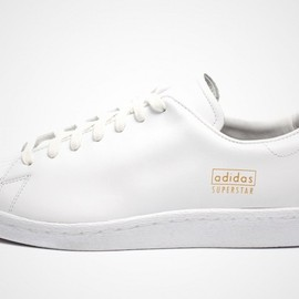 "adidas - Superstar 80's Clean ""Running White"""