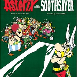 Rene Goscinny - Asterix and the Soothsayer