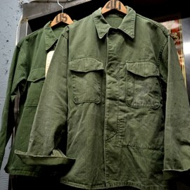 USMC - M-53 Herring Bone Twill Shirt