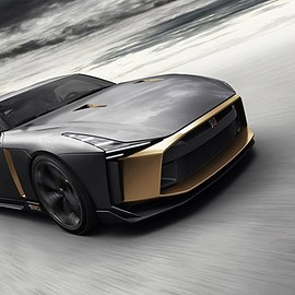 GTR - nissan-gtr-50-by-italdesign