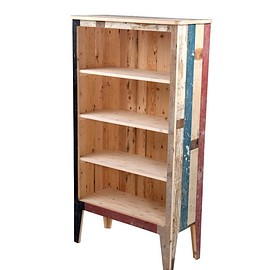 Piet Hein Eek - SCRAPWOOD BOOK SHELF