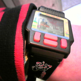 Nintendo game watch - mario brothers