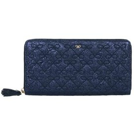 ANYA HINDMARCH - Large Wilkes - Midnight