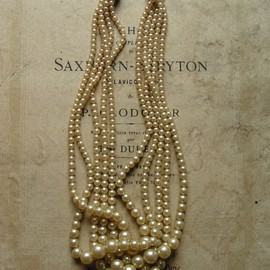 neckless - Pearl neckless