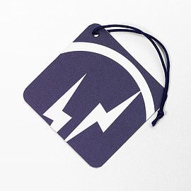 retaW - car tag fragment design TSUBAME* (navy)