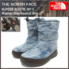 THE NORTH FACE - Nuptse Bootie WP II