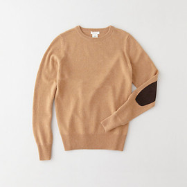 DEMYLEE - joie elbow patch sweater