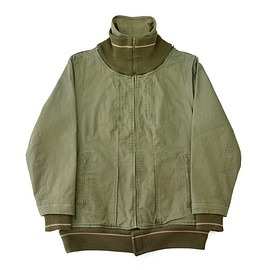 UNDERCOVER - Exchange Army Blouson 1998-99