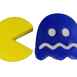 BANDAI NAMUCO - PAC-MAN Soap Set
