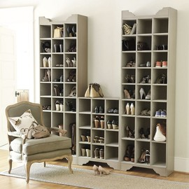 Shoe Storage Tower