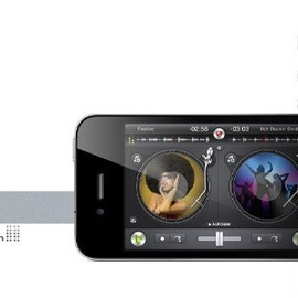 GRIFFIN - DJ Cable - Headphone and master output splitter cable for algoriddim djay app