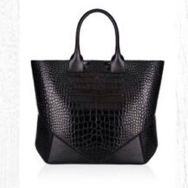 GIVENCHY by Riccardo Tisci - DISCOVER THE EASY BAG IN CROCODILE EMBOSSED LEATHER