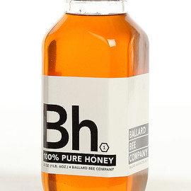 Ballard Bee Company - 100% PURE HONEY